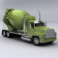 Cement Mixer Cst