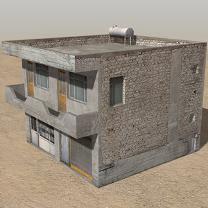 directx arab houses
