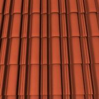 roofing tile 3d 3ds