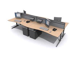 ahrend standard office workstation max