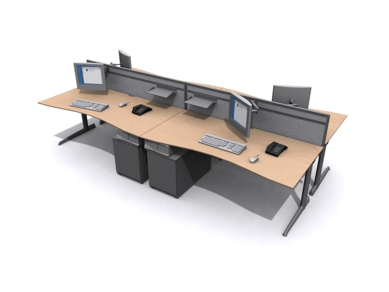 ahrend standard office workstation max