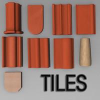 roofing tiles blend