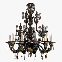 Barovier&Toso Taif Chandelier