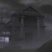 3D Cemetery Model