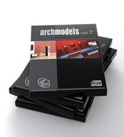 vol archmodels 7 3d model