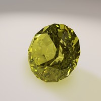 round star cut gem