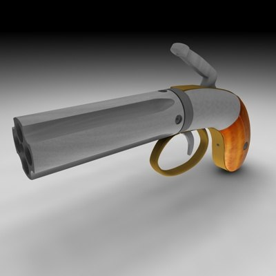 3ds pepperbox