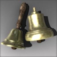 3d bells model