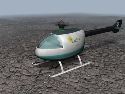 free 3ds mode helicopter