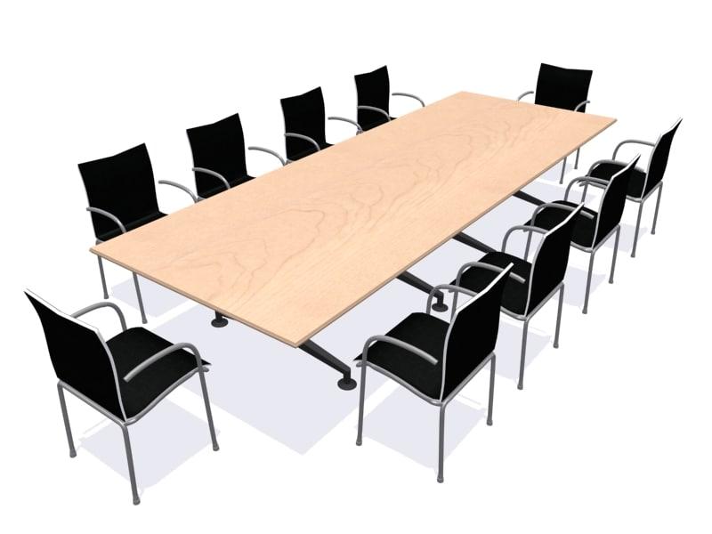 wilkhahn 440 table chair max