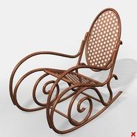 Chair rocking002.zip