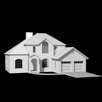 Suburban House 3