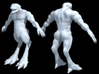 maya creature monster character