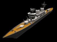 War Ship.max