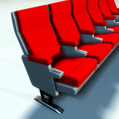 theatre seats max