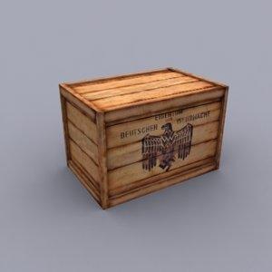 3ds german ii crates