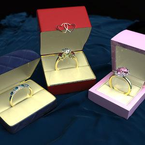 jewelry jewel 3d model