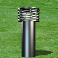 3d lawn lamp