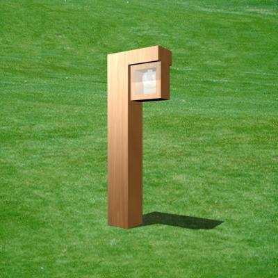 lawn lamp 3d model