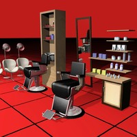BARBER Collection01 [DWG]