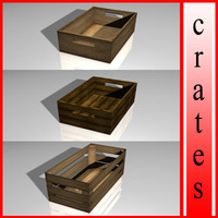 crates box