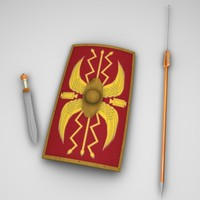 Roman Weapon Set