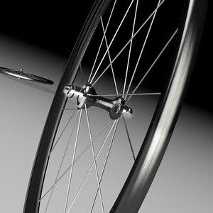 wheel c4d