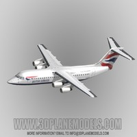 BAe146-300/RJ100 British Airways