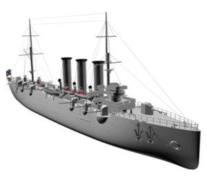 3d model nave