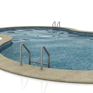 swimming-pool swimming dwg