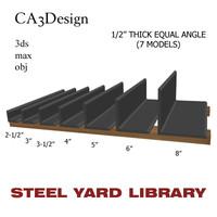 3d 1 equal angle