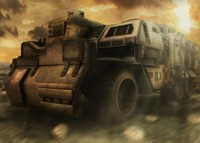 War Vehicle