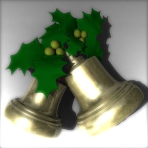 3ds xmas chime bells