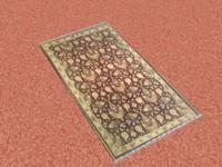 3d carpet house