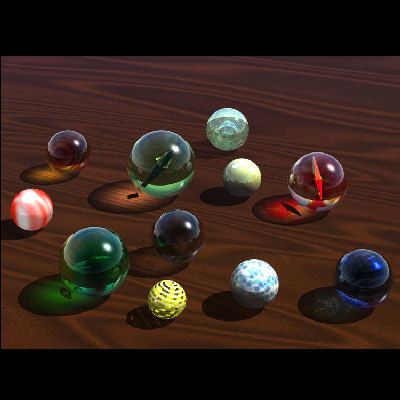 bryce glass marbles