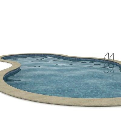 swimming-pool swimming max