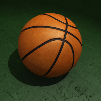 3ds basket ball