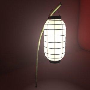 dxf chinese lantern