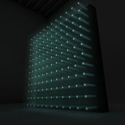wall lamp 3d model