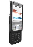 nokia 6280 phone 3d model