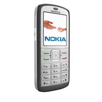 3d model nokia 6070 phone
