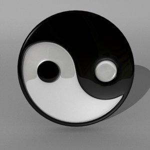 dxf symbol yin yang