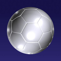 maya soccer ball