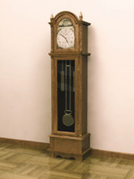 grandfather clock 3d max