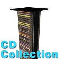 compact disk tower 3ds