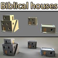 Biblical houses