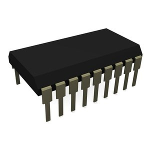 chip microprocessor 3ds
