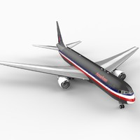 maya 767-300 american airlines