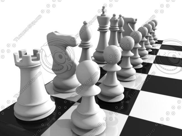 chess set board ma
