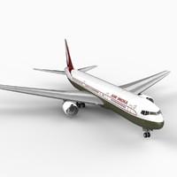 maya 767-300 air india